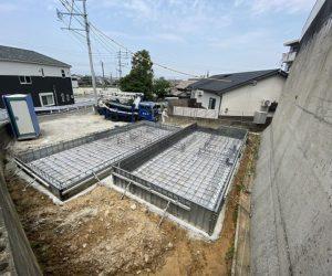 太宰府市朱雀でD-type2棟の現場が始まりました!